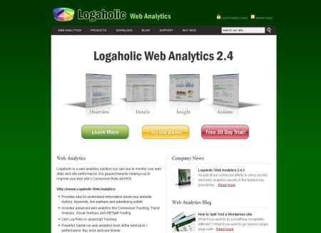 logaholic