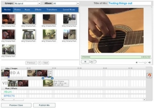 jaycut-video-editing-modificare-online